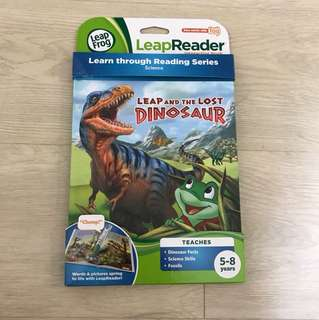 BN Leapreader book - Leap And The Lost Dinosaur