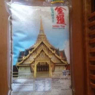 金邏泰国香米十公斤*不議價