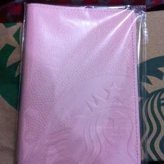 Starbucks Baby Pink Passport Holder Limited Edition