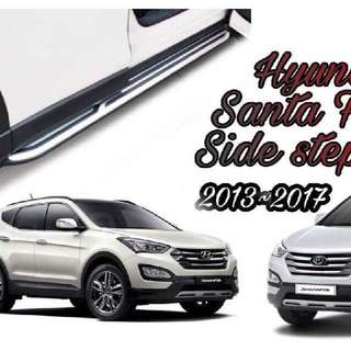 Hyundai Santa Fe Ix45 13-17 Side Step