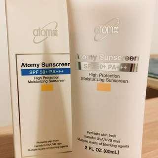 Atomy Sunscreen Sunblock