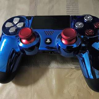 Customised PS4 Dualshock controller