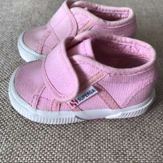 Superga baby sneakers