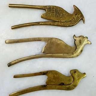 Brass kacip