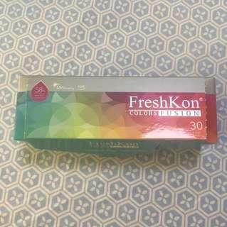Freshkon Daily Contacts