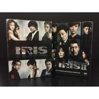 IRIS, IRIS II DVD