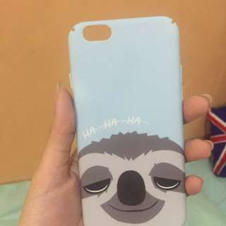 iPhone 6 hard case zootopia character