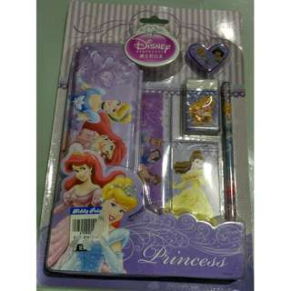 Brand New Disney Princess Theme Pencil Case/Eraser.