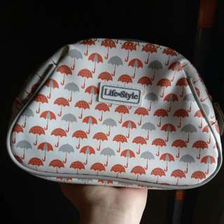Miniso cosmetic pouch
