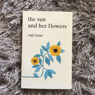 the sun and her flowers rupi kuar