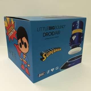 LITTLEBIGSOUND DROIDAIR - Superman (Wireless Speaker)
