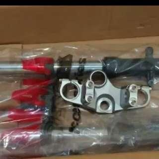 FZ16 ori yamaha front shock fork set