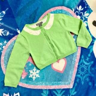 Baby gap女童裝針織長袖上衣外套