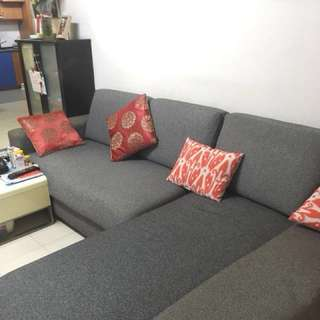 Used sofa #ToBless by end Jan