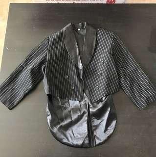 Complete Boys Suit Fits 2-4yrs