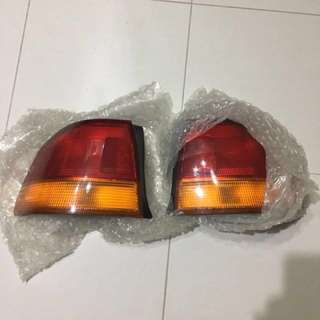 Honda civic Ek4 pre facelift taillights