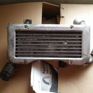 Mira L2 intercooler