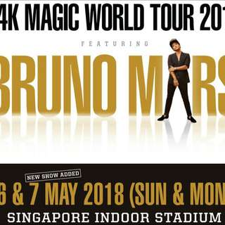 [BEST VIEW] Bruno Mars' Concert - 7 May