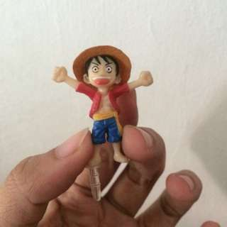 Luffy Dust for Phone