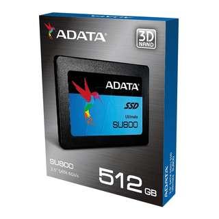 Adata SSD Ultimate SU800 512GB 2.5'' SATA 6Gb/s