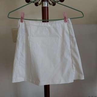 🚚 MeierQ白色短裙