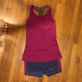 Nike gym set