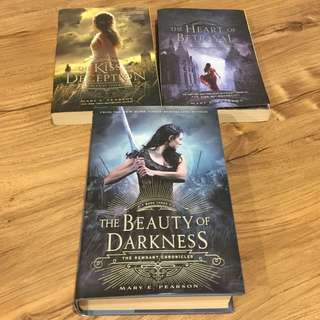 Young Adult Books - The Remnant Chronicles by Mary E. Pearson