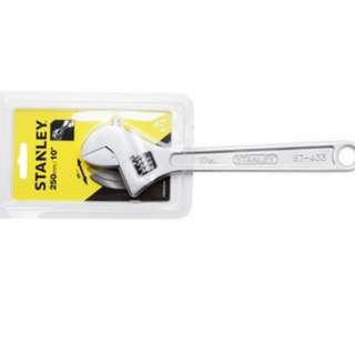 Stanley Adjustable Wrench - 10 inch
