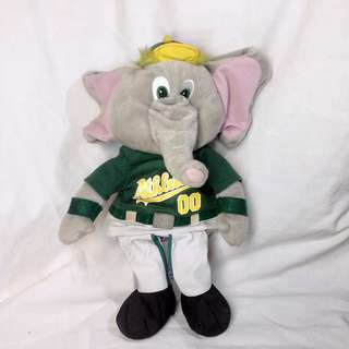 Oakland Athletics - Stomper Plush