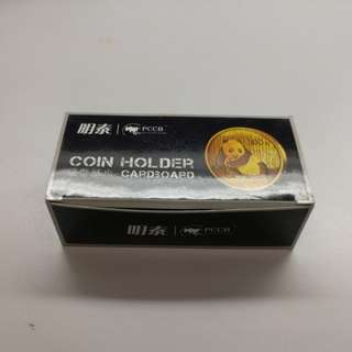 Coin card holder