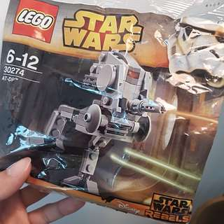 Star Wars Rebel-Exclusive lego polybag