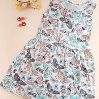 Casual Girl Dress 2y-5y