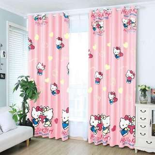 US COTTON CURTAIN