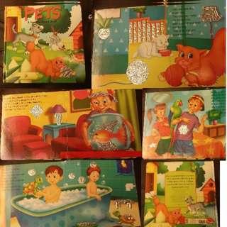 Children, Preschool, kids Sparkle board books, story books, enrichment, kindergarten, K1, nursery, bedtime stories