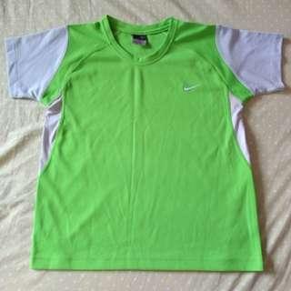 Nike Green Sports Wear