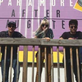 Gen Ad Paramore Live in MNL ticket