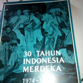 30 thn Indonesia merdeka