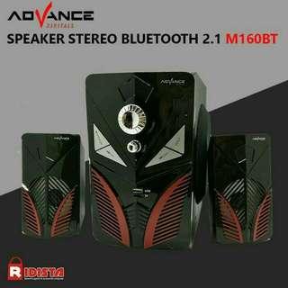Speaker advance bluetooth radio