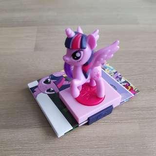 My little pony notebook twilight sparkle