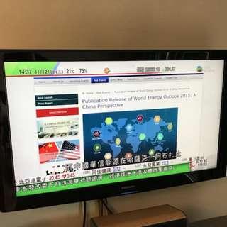Samsung一代旗艦機王 Super Clear LCD TFT 46吋