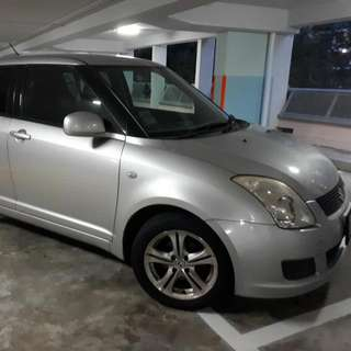Suzuki Swift 1.2AXG