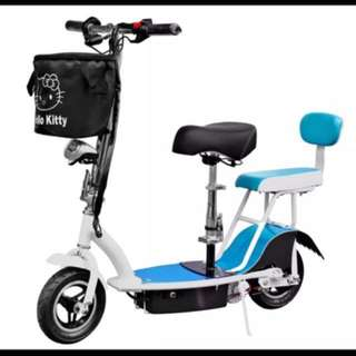 E scooter able to nego for serious buyer