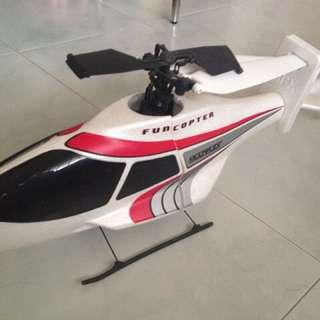 Multiplex funcopter