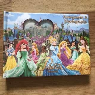 Disney Princess Autographs & Photographys
