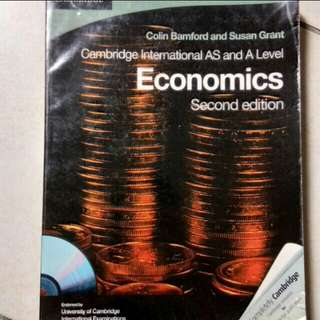Preowned Economics textbooks