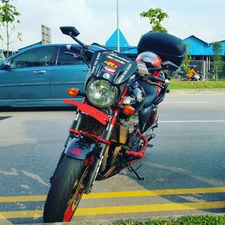 Honda CB400 SUPER 4 SPEC 3(NEGO)