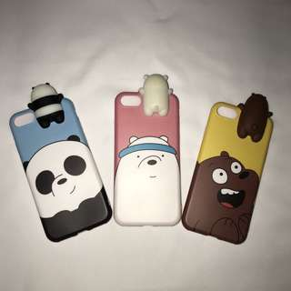 Softcase iphone 7/8