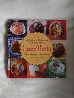 Amazingly Delicious bite-size treats Cake Balls