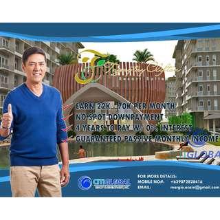 "Condotel in Tagaytay ""Tagaytay Clifton Resort Suites"""