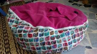 Baby's Bean Bag Pink